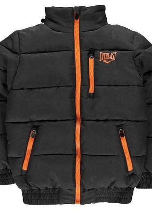 Куртка зимняя для мальчика-подростка everlast англия