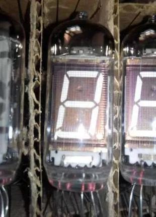Индикаторы лампы ИВ-11 новые ламповые часы IV-11 VFD tubes nix...