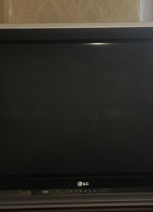 Телевизор LG 29FC1ANX / Супутниковый ресивер Openbox S1 PVR
