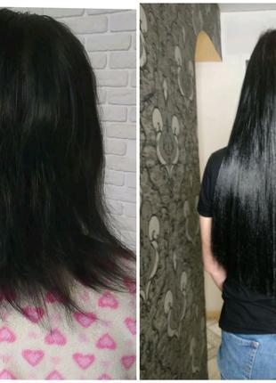 Безопасное наращивание. Афронаращивание волос