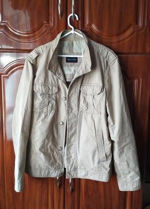 Мужская куртка massimo dutti