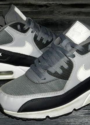 Nike air max ! оригинальные, кожаные, невероятно крутые кроссовки