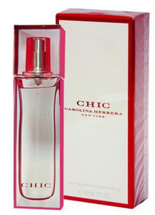 Парфюм для женщин Carolina Herrera Chic 30мл (Каролина Эррера ...