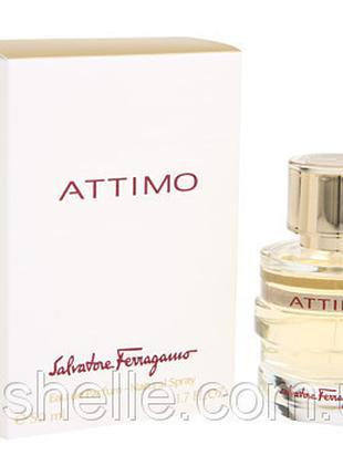 Женская туалетная вода Salvatore Ferragamo Attimo (Сальваторе ...