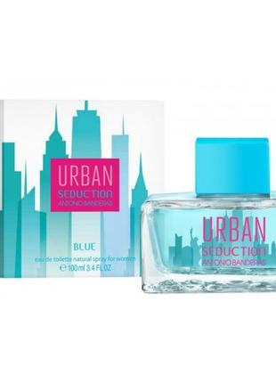 Antonio Banderas Urban Seduction Blue for Women ( Антонио Банд...