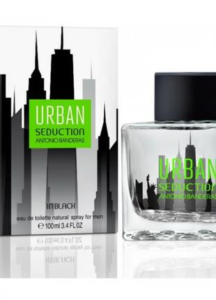 Antonio Banderas Urban Seduction in Black ( Антонио Бандерас У...