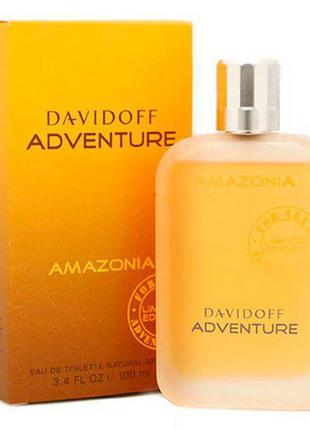 Туалетная вода для мужчин Davidoff Adventure Amazonia ( Давидо...