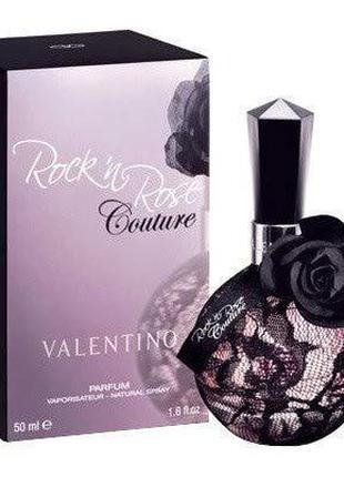 Туалетная вода для женщин Valentino Rock`n Rose Couture (Вален...