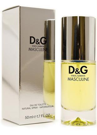 Мужской парфюм Dolce&Gabbana; Masculine (Дольче Габбана Маскул...