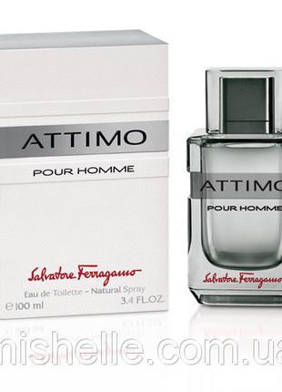 Мужская туалетная вода Salvatore Ferragamo Attimo Pour Homme (...