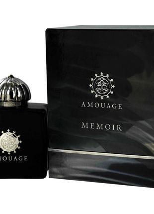 Женская парфюмированная вода Amouage Memoir Woman (Амуаж Мемои...