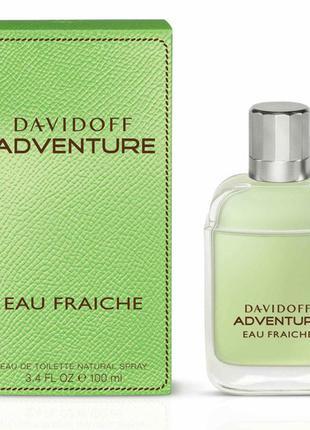 Туалетная вода для мужчин Davidoff Adventure Eau Fraiche ( Дав...