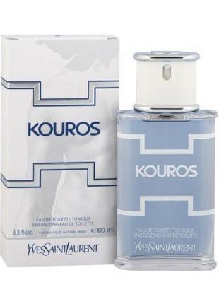 Туалетная вода Yves Saint Laurent Kouros Eau de Toilette Toniq...