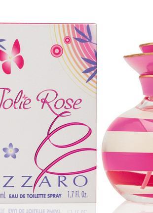 Туалетная вода для женщин Azzaro Jolie Rose (Аззаро Джоли Розе...