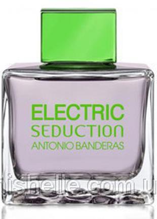 Мужской парфюм Electric Seduction In Black (Антонио Бандерас Э...