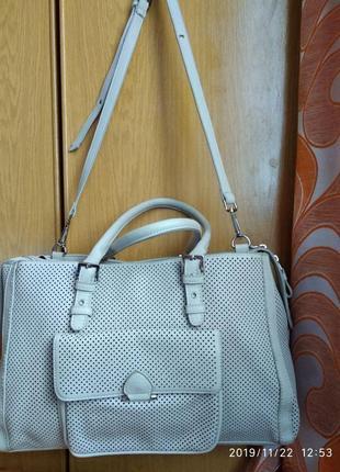 Дамская деловая сумка