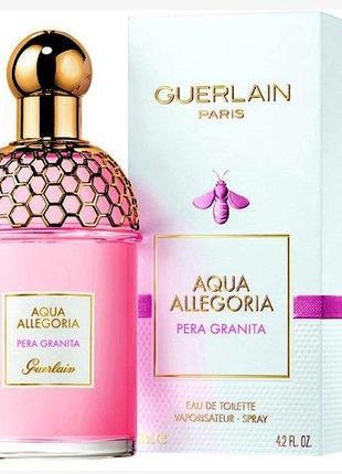 Папфюм унисекс Guerlain Aqua Allegoria Pera Granita (Герлен Ак...