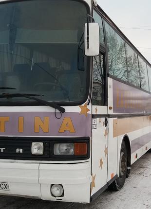 Пассажирские перевозки аренда автобуса 50 мест Киев Белая Церковь