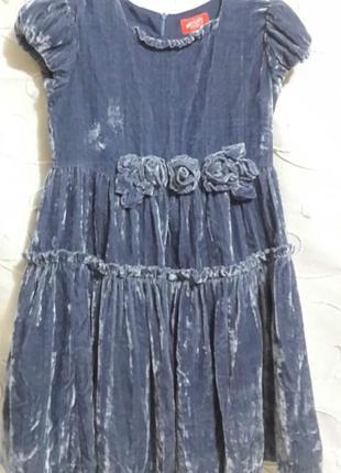 Нарядное платье для девочки 12 - 13 лет.
