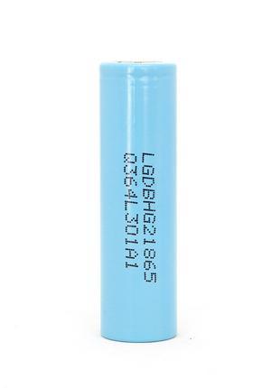 Аккумулятор LG HG2L, ICR18650, 20A, 3000 mAh