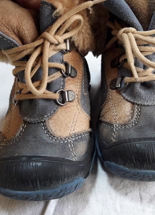 Зимние ботинки Bartek 21 р