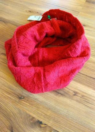 Хомут, шарф, платок, шапка, шапка - капор