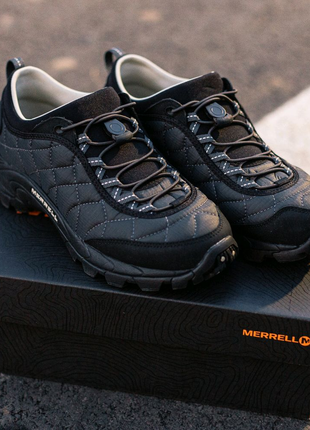 Кроссовки Merrell Ice Cap Moc 2 Black\Grey ( ОРИГИНАЛ ) до - 25