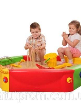 Детская складная песочница Nova 543249