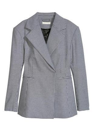 Пиджак h&m женский размер 38