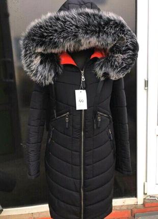 Женская зимняя куртка, пуховик, пальто