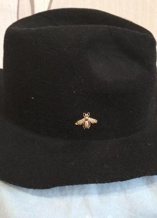 Фетровая шляпа / шляпка