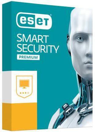 Антивирус ESET Smart Security Premium для 1 ПК, лицензия на 1y...