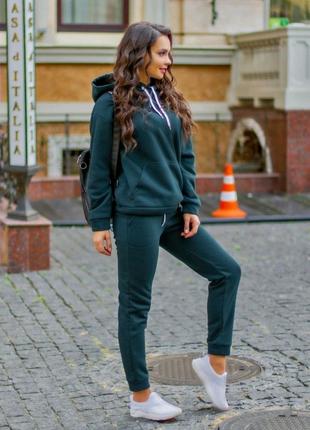 Женский спортивный костюм. Теплый.