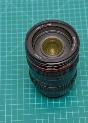 Продам обєктив Canon 24-105mm f4 L USM
