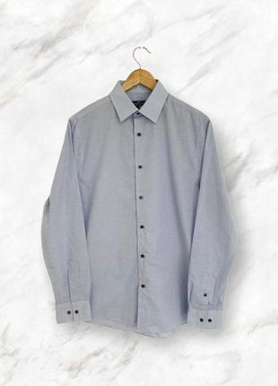 Рубашка сорочка george мужская клетка