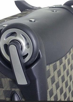 Ремонт колес на чемодане