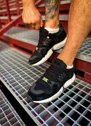 "Adidas zx torsion core ""black/white"""