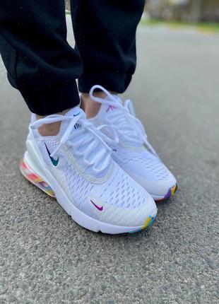 Nike air max 270 multicolor