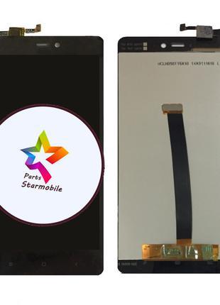 Дисплей + Сенсор для Xiaomi Mi4s (Черный)