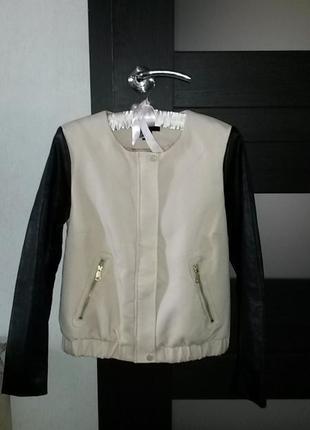 """Новая брендовая стильная куртка """"h&m"""" р.40,42,44 (швеция)"""