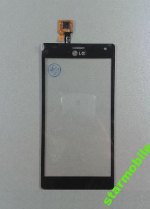 Сенсорный экран LG P880/Optimus 4X HD, черный, AAA