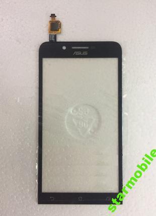 Сенсор для Asus ZenFone Go (ZC500TG) черн ORIG