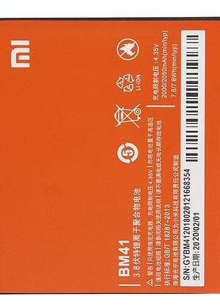 Аккумулятор BM41 (АКБ, батарея) Xiaomi Redmi 1S (Li-ion 4.35V ...