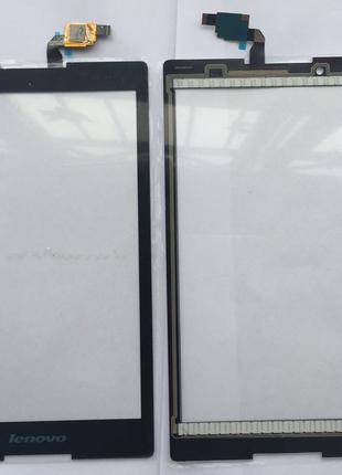 Сенсорный экран для планшета Lenovo A8-50F, черный
