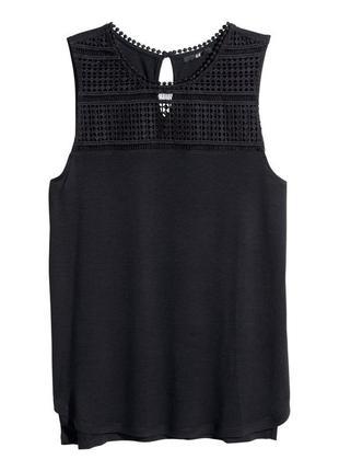 "Новая фирменная блузка ""h&m"" р.m (швеция)."