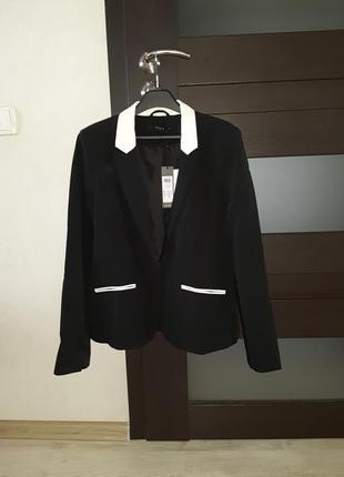 """Новый брендовый пиджак """"vila"""" р.l (дания)."""