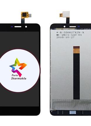 Дисплей Umi Super/Max + сенсор черный (оригинальные комплектую...