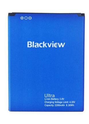 Оригинальный аккумулятор (АКБ, батарея) для Blackview A6 Ultra...
