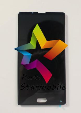 Дисплей (Модуль) для мобильного телефона Bluboo S1, черный, с ...