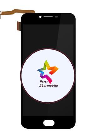 Дисплей UmiDigi C Note 2 + сенсор черный (оригинальные комплек...